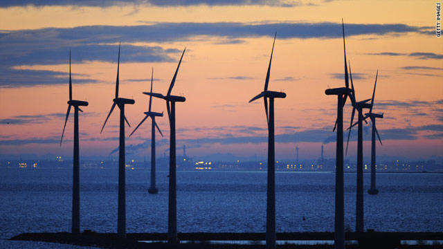 Is the answer to our energy problems blowing in the wind?