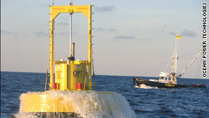 Could commerical wave farms help solve our future energy needs?