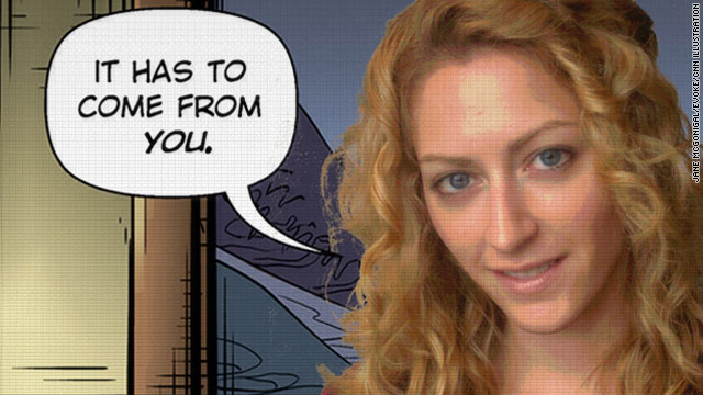Jane McGonigal is trying to use an online game to help people in Africa solve real-world problems.
