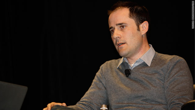 "Twitter CEO Evan Williams announced a new feature called ""@anywhere"" at SXSW on Monday."