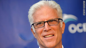 Best known for his acting, Ted Danson has been campaigning for cleaner oceans since the 1980s.