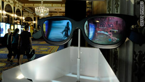 TV industry representatives, eyewear manufacturers and others are working to standardize 3D glasses.
