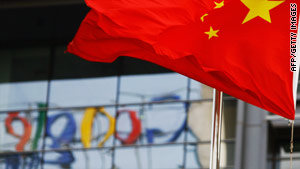 All Google searches across China appeared to have been blocked starting Tuesday afternoon.