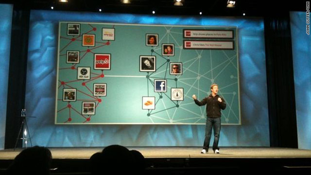 "Facebook CEO Mark Zuckerberg called Open Graph ""the most transformative thing we've ever done for the web."""