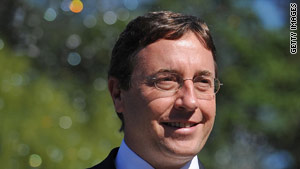 Achim Steiner wants people to see the oceans as an  extraordinary resource that we damage at our peril.