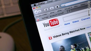 YouTube to let users charge rental fees