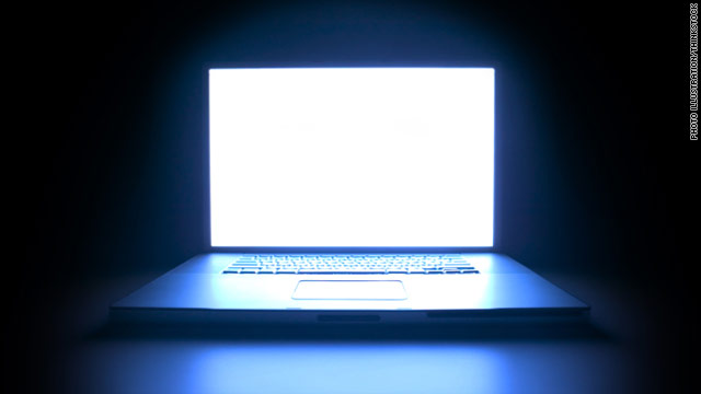 There's growing concern that the glowing screens of laptops and the iPad may affect sleep if used right before bedtime.