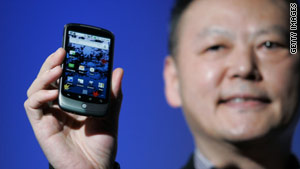 Google rolled out the Nexus One with fanfare in January, but sales at Web-only store never took off.