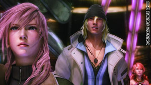 Final Fantasy XIII, the latest in the 20-year franchise, allows mid-combat strategy changes.