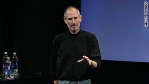 Apple CEO Steve Jobs will be emceeing the company's annual Worldwide Developers Conference keynote on June 7.