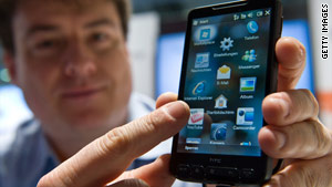 Blackberry's new operating system will target regular consumers rather than business types.