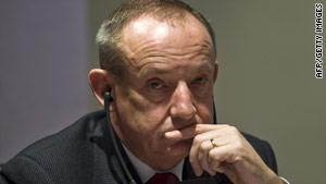 Yvo de Boer was appointed executive secretary of U.N. Framework Convention on Climate Change in 2006.