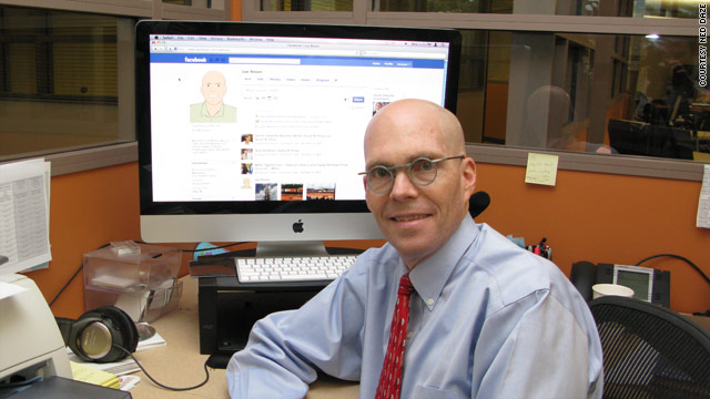 North Carolina attorney Lee Rosen uses evidence and leads culled on Facebook to build his divorce cases.