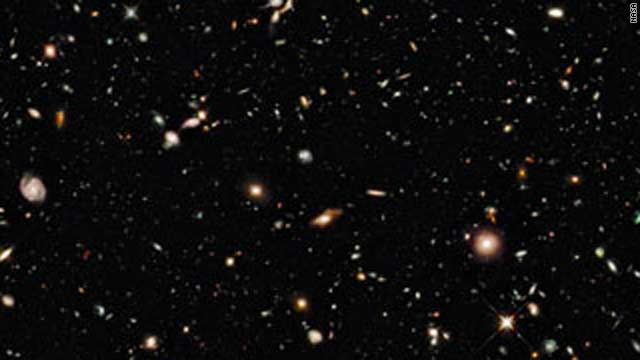 Hubble's discovery indicates galaxies formed millions of years earlier than astronomers previously thought.