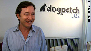 Peter Flint runs the New York office of Dogpatch Labs, which helps fund worthy tech ventures.