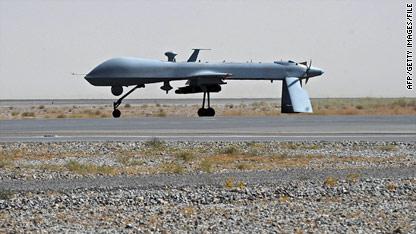 WikiLeaks: Scavengers track drones