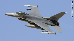F-16s were dispatched for the second time in two days because of an unruly passenger on a U.S. domestic flight.