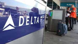 Many passengers who fly Delta will find higher fees for checked baggage.