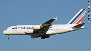The change in Air France's policy on obese passengers takes effect in February.