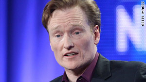 "Conan O'Brien hosted ""The Tonight Show"" for seven months."