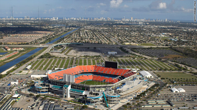 Fans are weighing the costs of traveling to Miami, Florida, for the Super Bowl.