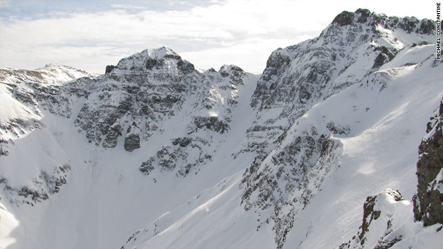The payoff of Silverton Mountain's rustic amenities is skiing down in pristine backcountry.