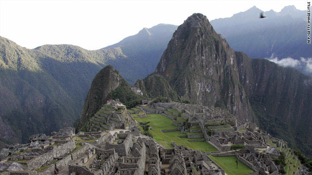 Peruvian officials expect to start allowing tourists to resume visits to Machu Picchu in April.