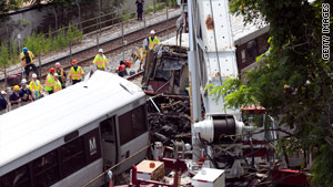 Calls for improved subway safety were heightened in June when two Washington Metro trains collided.