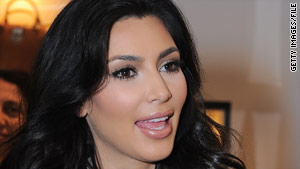 Kim Kardashian was on a flight when she tweeted to her 3 million followers that she was next to an air marshal.