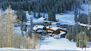Teewinot Lodge makes a homey basecamp on Grand Targhee Mountain.