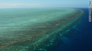 Rebecca Canter was looking forward to exploring the Great Barrier Reef on a trip to Australia that never happened.