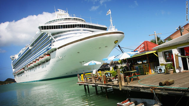 A bump in virus outbreaks on shore is likely to carry over to cruise ships.