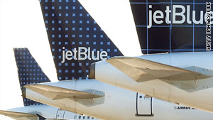 JetBlue's $10 sale fares are good for travel on Tuesday and Wednesday.