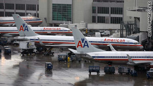 American says it will meet with the FAA to discuss the proposed penalties.