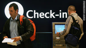 More airlines are offering travelers the opportunity to avoid kiosks and paper boarding passes.