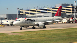 The Northwest Airlines pilots who flew past their destination can reapply for their licenses in 10 months.