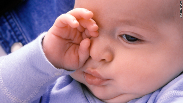 Many air travelers list crying babies as one of their biggest frustrations in flight.