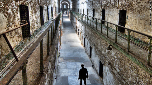 Atlas Obscura enthusiasts are more likely to visit Philadelphia's historic Eastern State Penitentiary than the Liberty Bell.