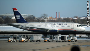 US Airways is the latest airline to request an exemption to a new tarmac delay rule.