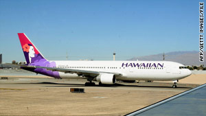 The Airline Quality Rating report ranked Hawaiian Airlines as the best-performing airline in 2009.