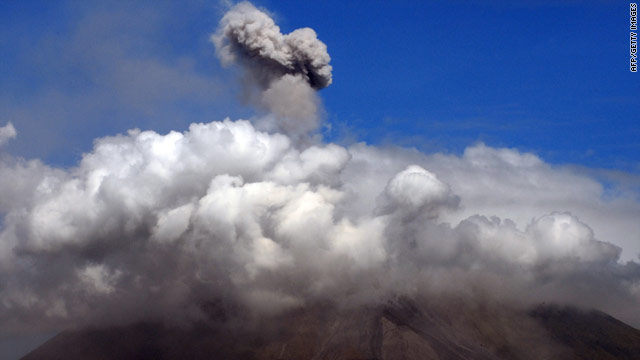 Each year millions of passengers fly over volcanically active regions such as Iceland and the North Pacific.