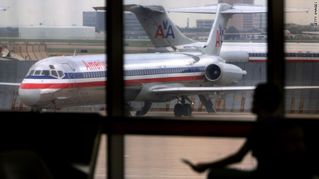 A new Transportation Department rule prevents planes on domestic routes from sitting on the tarmac for more than three hours.