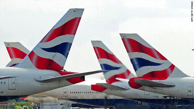 Thursday's court ruling cleared the way for strike action by BA cabin crew starting on Monday.