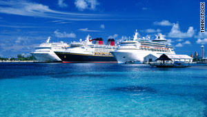 About 12 million people go on cruises each year.