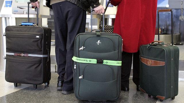 Maggots just latest airline bag shocker - CNN.com