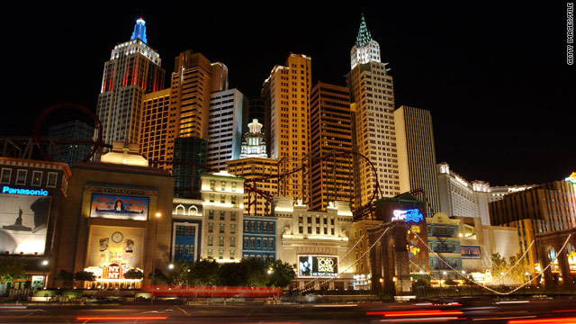 The Strip is just one visitor experience in Las Vegas, Nevada.