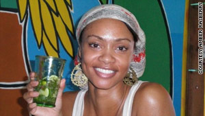 Amber Rasberry has traveled to Spain and the Caribbean by herself.