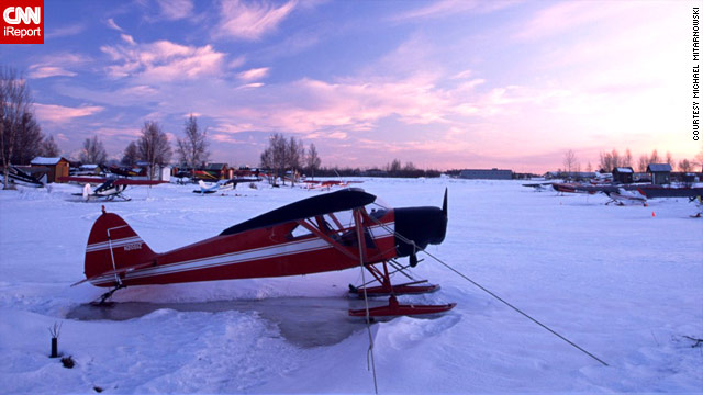 Flying in small planes is essential for residents of many Alaska communities.