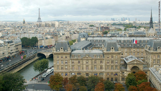 Getting a short-term rental in Paris can help travelers get a more authentic experience.