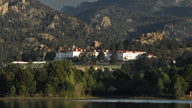 "At the Stanley Hotel, an inspiration for ""The Shining,"" there is a"